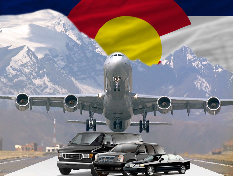 Denver airport limo transportation