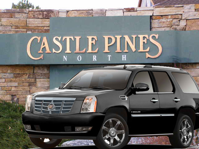 Denver airport to Castle Pines transportation