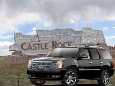 Denver airport to Castle Rock transportation