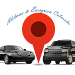 Denver Airport to Evergreen transportation town car services