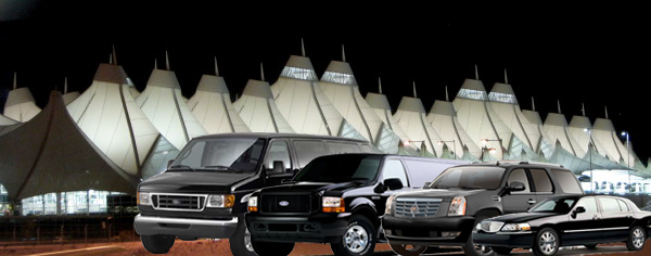 denver airport transportation limo services