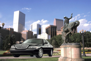 Denver downtown town car services