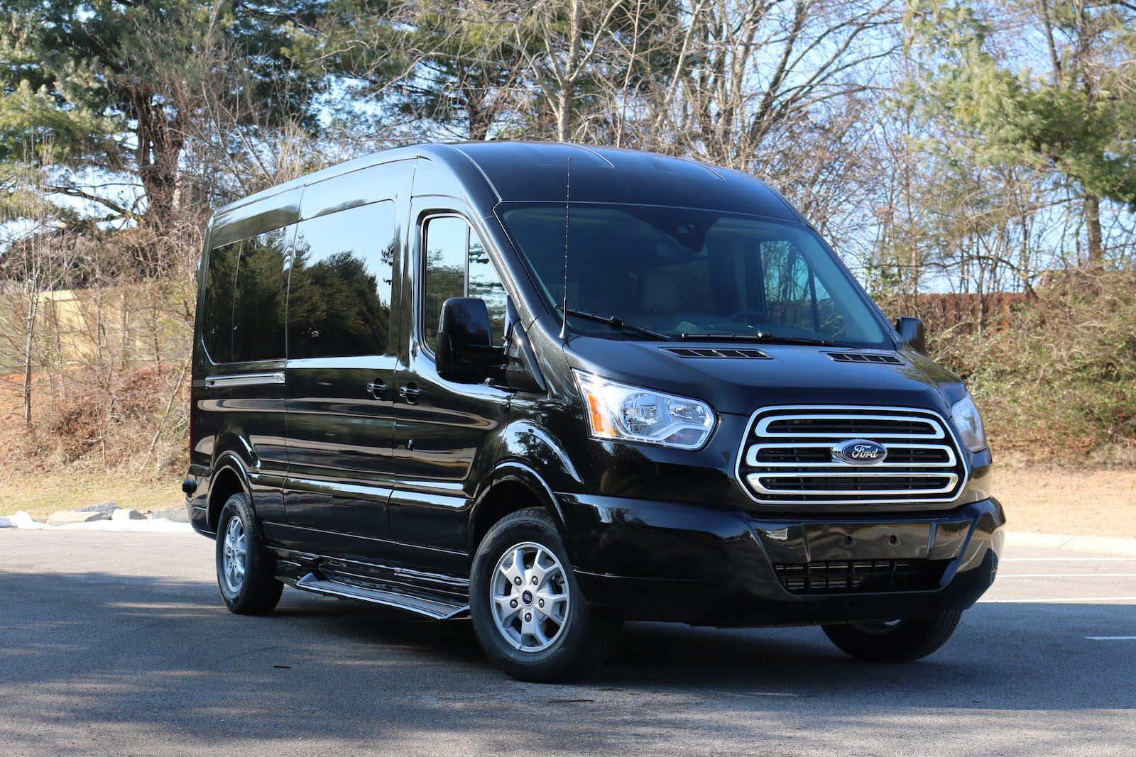 Book a 10 passenger van rental. Ideal for getting a large group around town and beyond. See pricing and availability today